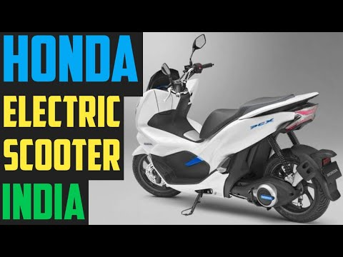 Honda Electric Scooter Launch Update in India 2020