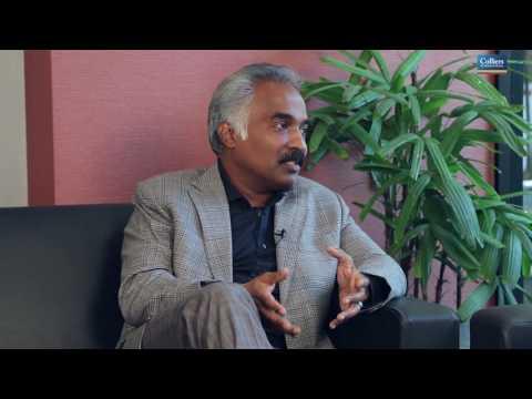 Mr. Chitty Babu Interview on Colliers International