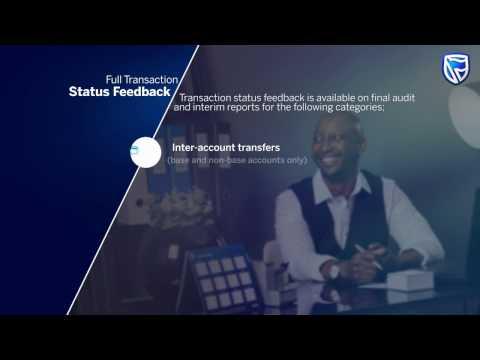Business Online – Full Transaction Status Feedback