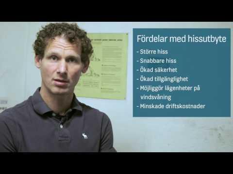 Ökad tillgänglighet för de boende i Vireberg (Swedish)