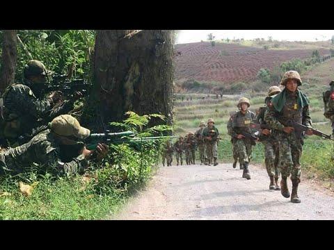 ทหารพม่านำกำลังกว่า200นายเข้าโ