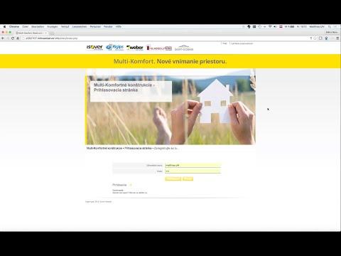 Saint-Gobain ISOVER Slovensko – Ako používať ArchiCAD® BIM objekty