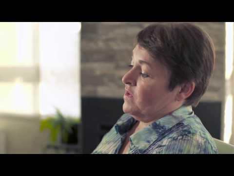 Regine and Bernard stories - Lung Cancer