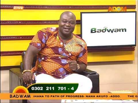 Asem Kesee - Badwam on Adom TV (29-8-16)