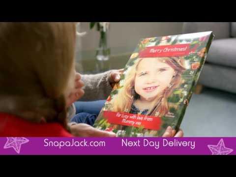 Snapajack | Personalised Advent Calendars