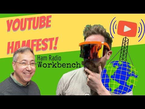 Oscilloscopes For Ham Radio with George Zafuropoulous Ham Radio Workbench - #ythf21