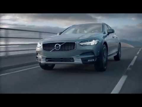 Nya Volvo V90 Cross Country