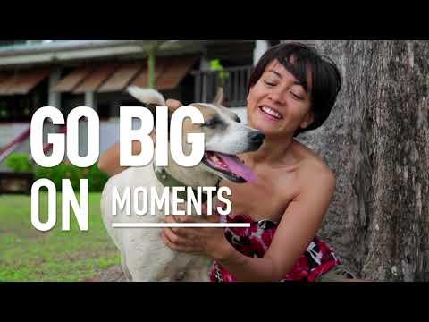 Epson GO BIG campaign: GO BIG on Smiles