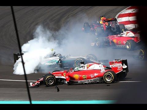 Grand Prix de Malaisie de F1 2016 : un doublé Red Bull, sinon rien ! - F1i TV