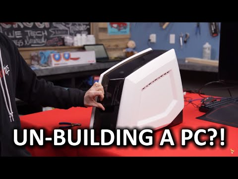 "iBUYPOWER Revolt 2 ""Un-build Log"" - Showcase & Teardown"