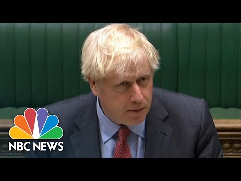 Boris Johnson Announces New Set Of Restrictions As Coronavirus Cases Rise In The U.K. | NBC News NOW