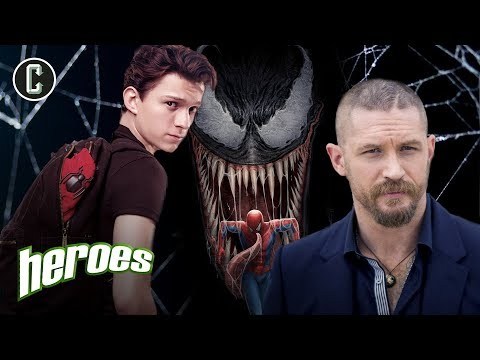 connectYoutube - Peter Parker, Not Spider-Man, to Appear in Venom - Heroes