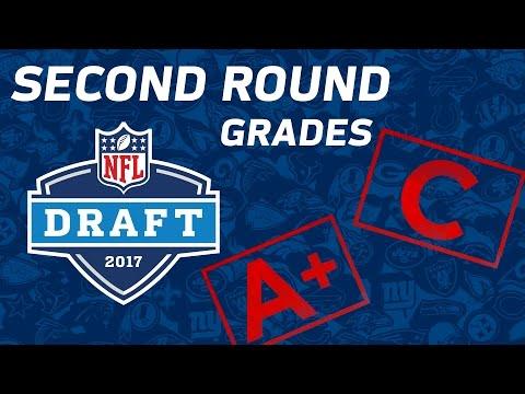 2nd Round NFL Draft Grades | Bucky Brooks & Lance Zierlein | 2017 NFL Draft
