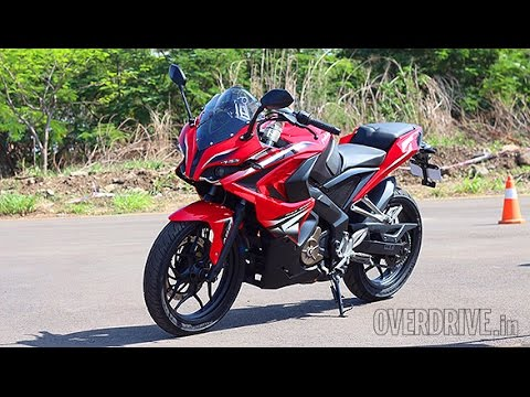 2015 Bajaj Pulsar RS 200 first ride review