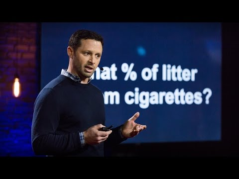 This app makes it fun to pick up litter   Jeff Kirschner