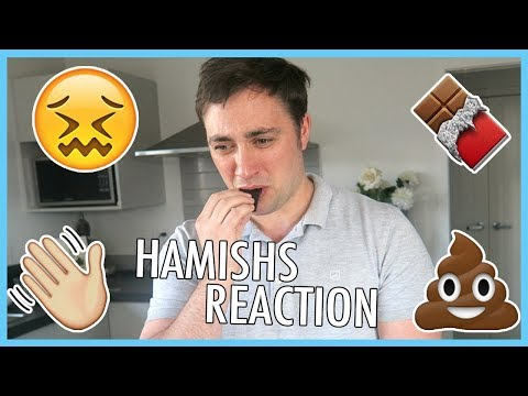 WORST CHOCOLATE EVER ? Vlog 554