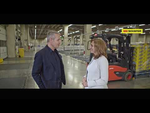 Haribo success story with SSI SCHAEFER