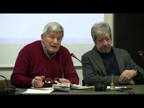 Cultura - Oliviero La Stella (Il Messaggero) e Paolo Mauri (giornalista e critico letterario)