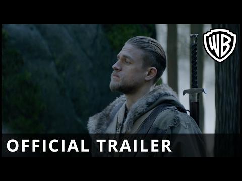 KING ARTHUR: LEGEND OF THE SWORD - På kino fra 12.mai - Trailer #2