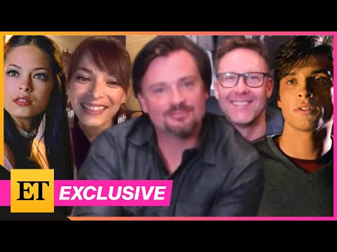Smallville TURNS 20! Cast REUNITES and Spills on Show's Biggest Moments