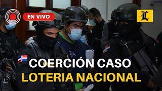 #ENVIVO: Continuación de coerción a Luis Dicent y grupo por caso de la Lotería Nacional