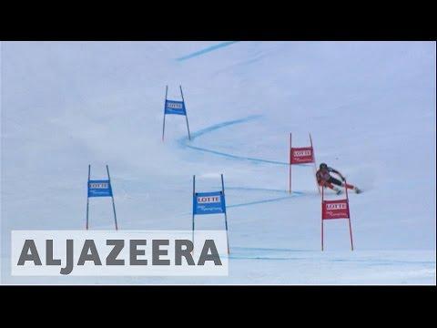 S Korea: Political scandal dampens Winter Olympics preparations