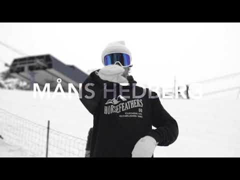 Mans Hedberg x Snowboard Addiction