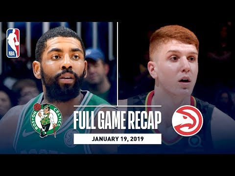 Full Game Recap: Celtics vs Hawks | Big 4th Quarter Pushes BOS To Comeback Win