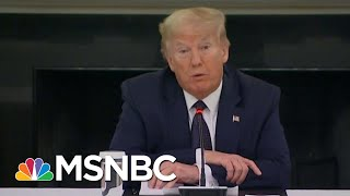 'First Responders At Risk': GOP Veteran Sees Trump Gambling With Safety At August Convention | MSNBC