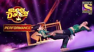 "Khushboo और Chandresh ने दिया ""जनम जनम"" पर एक बढ़िया Performance | Super Dancer Chapter 2 - SETINDIA"