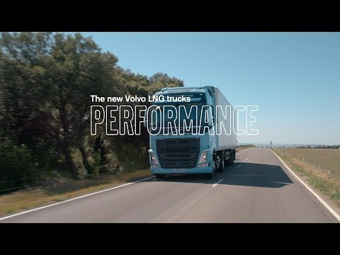 Volvo Trucks ? Power and performance with our new gas-powered trucks