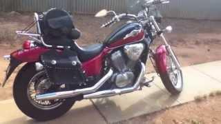Honda Shadow VT600c Custom