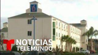 Millonaria compensación para huéspedes denunciados con ICE   Noticias Telemundo