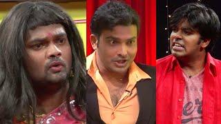 Sudigali Sudheer & Team Hilarious Performance  - 100 Episodla Pelli (Choothamu Rarandi) - MALLEMALATV