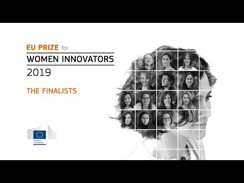 Finalists of the EU Prize for Women Innovators 2019 photo