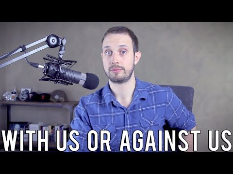 CNN & the Intellectual Shield Children | You're Either With Us or Against Us