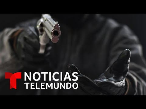 Fui víctima de asalto, ¿puedo solicitar una visa U?   Noticias Telemundo