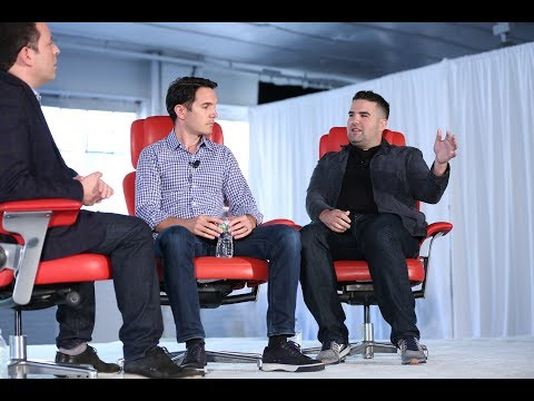 connectYoutube - Full interview: The Wirecutter's David Perpich and BuzzFeed's Ben Kaufman | Code Commerce