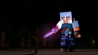 "♪ ""Little Square Face"" Minecraft Animation (Music Video)"