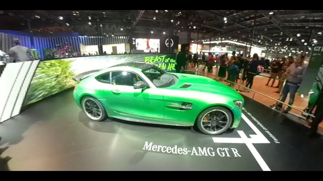Mercedes AMG GT R : 360 look around : PowerDrift