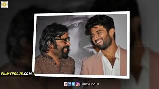 Sandeep Vanga Responds on Arjun Reddy Movie Kiss Scene Controversy