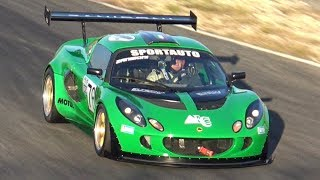 380HP Lotus Exige Supercharged Track Car Build OnBoard  LOUD Sounds!