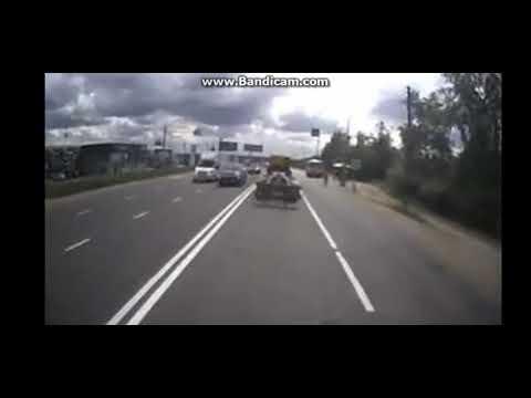 ДТП на Сысольском шоссе Сыктывкар