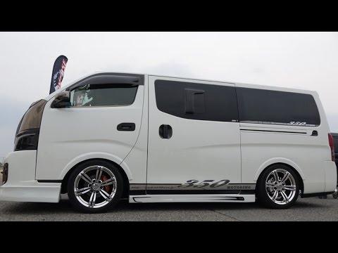 Nissan Urvan Estate 2015.html | Autos Post
