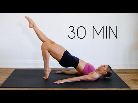 30 MIN FULL BODY DANCER SCULPT WORKOUT (No Equipment)