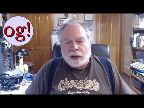 KE0OG Dave Casler Live Stream 18 Mar 2021