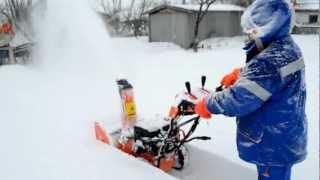 Снегоуборщик ProRab