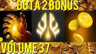Dota 2 Bonus - Volume 37