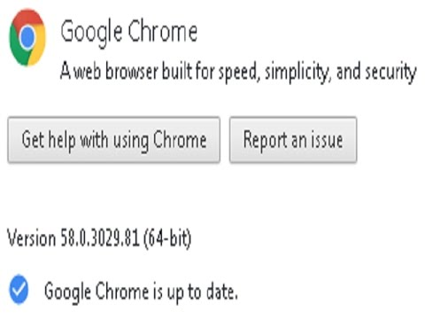 Google Chrome - Version 58.0.3029.81 Released