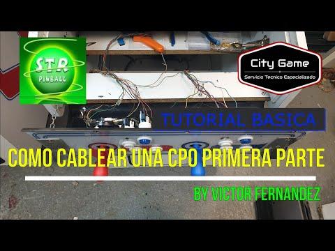 #9-TBA Como cablear una CPO primera parte by Victor Fernandez